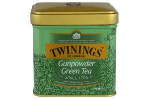 Чай Twinings Gunpowder Green tea ж/б 100г x6