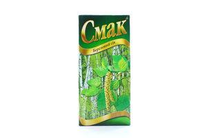 Сок березовый с сахаром Смак т/п 1л