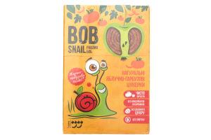 Цукерки натуральні яблучно-гарбузові Bob Snail к/у 60г