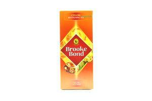 Чай Brooke Bond Цейлонський 25пак. 45г