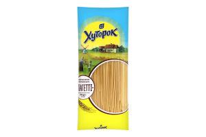Макаронные изделия Хуторок Спагетти