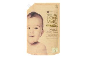 Гель для стирки детской одежды органический NatureLoveMere 1300мл