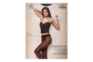 Колготки женские Incanto Fashion 40den 2-S nero