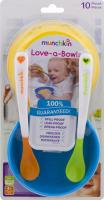 Munchkin Love-a-Bowls 4+ Months - 10 CT