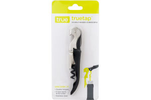 True TrueTap Double-Hinge Corkscrew