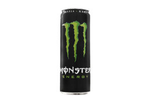 Напій енергетичний безалкогольний сильногазований Monster Energy з/б 335мл