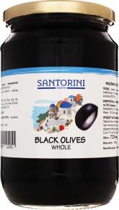 Маслини з кісточкою Santorini Dream c/б 700г