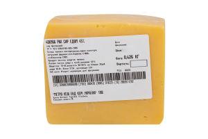 Сир 45% Едам Ryki кг