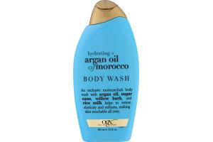 OGX Hydrating + Argan Oil of Morocco Body Wash