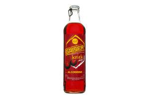 Пиво Gaiser Kriek Max вишня с/п 0,5л х12