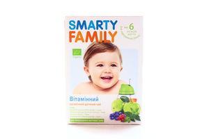 Чай Smarty Family Вітамінний дитячий від 6 міс 20пак х16
