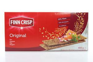 Сухарики ржаные Original Finn Crisp к/у 400г