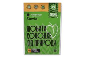 Подсластитель с пребиотиком Stevia Prebiosweet д/п 150г
