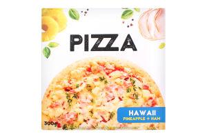 Пицца замороженная Pineapple+Ham Hawaii Vici к/у 300г