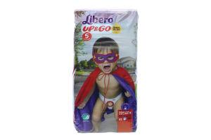 Трусики-подгузники детские 10-14кг SuperHero Up&Go Libero 42шт