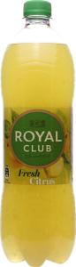 Напиток Royal Club Свежий цитрус б/алк сильногазир