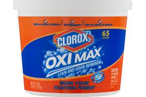 Clorox 2 Stain & Odor Remover Oxi Max