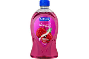 Softsoap Pampered Hands Radian Raspberry Foaming Hand Soap Refill