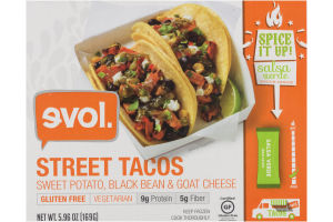 evol. Street Tacos