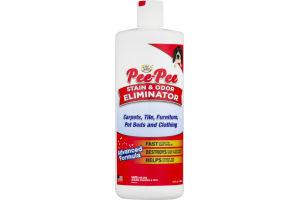 Pet Select Pee-Pee Stain & Odor Eliminator
