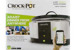 Crock Pot WeMo Countdown Slow Cooker