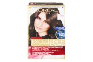 Крем-фарба для волосся №500 Шоколадний Crème Excellence L'Oreal