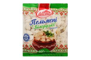 Пельмени замороженные Белорусские Лепота м/у 900г