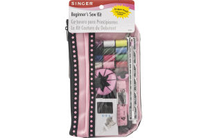 Singer Beginner's Sew Kit