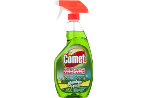 Comet Multi-Surface Spray Cleaner Meadow Fresh