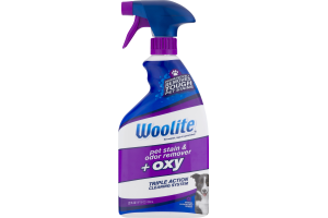 Woolite Carpet Cleaner Pet Stain & Odor Remover + Oxy