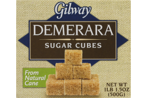 Gilway Demerara Sugar Cubes