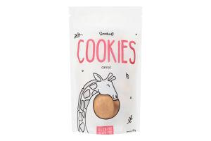 Печенье без глютена и лактозы Морковное Smakuli д/п 120г