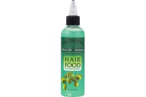 Salon Pro Olive Oil Formula With Aloe Vera Hair Food