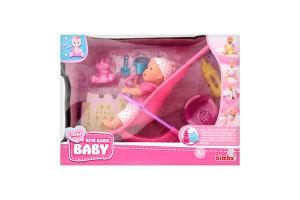 Кукла для детей от 3-х лет №0928 New born baby Mini Simba 1шт