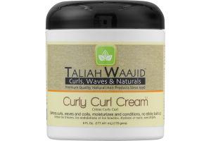 Taliah Waajid Curly Curl Cream