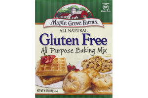 Maple Grove Farms Gluten Free All Purpose Baking Mix