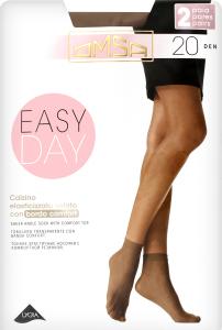 Носки женские Omsa Calzino Easy Day 20 caramello ^