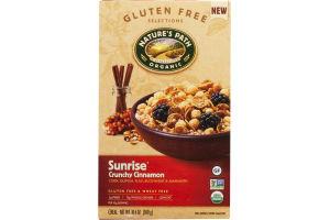 Nature's Path Organic Cereal Sunrise Crunchy Cinnamon