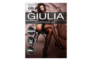 Панчохи жіночі Giulia Emotion 20den XS/S cappuccino