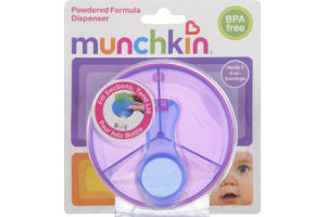 Munchkin Powdered Formula Dispenser