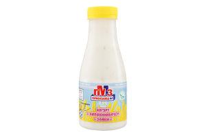 Йогурт 2.5% со злаками ГМЗ п/бут 330г