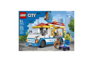 Конструктор для детей от 5лет №60253 City Lego 1шт