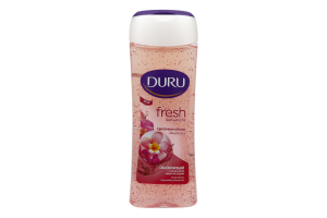Гель для душу Квіткова хмара Fresh sensations Duru 250мл