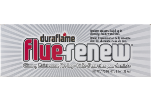 Duraflame Flue-renew Chimney Maintenance Fire Log