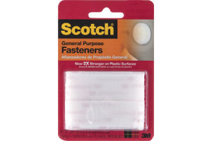 Scotch Fasteners General Purpose White