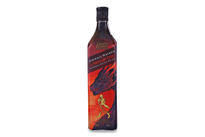 Виски 0.7л 40.8% A Song of Fire Johnnie Walker бут