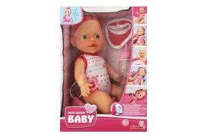 Игрушка для детей от 3лет №5037800 Пупс New Born Baby Simba 1шт
