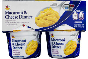 Ahold Macaroni & Cheese Dinner - 4 CT