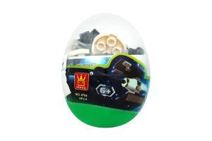 Конструктор Космос в яйце в ассортименте D*001