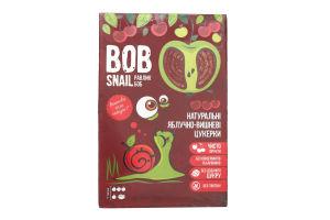 Цукерки натуральні яблучно-вишневі Bob Snail к/у 60г